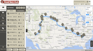 9 Awesome Trip Planning Apps. Number 7 Already Saved Us $420! on route planner, high school planner, flight planner,