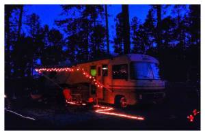 Stone Mountain RV Park Deluxe Site