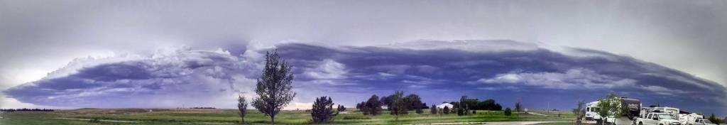Road Trip vs Storm Front