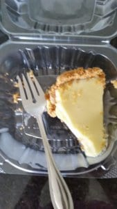 Sweet Savannah's Gluten Free Key Lime Pie